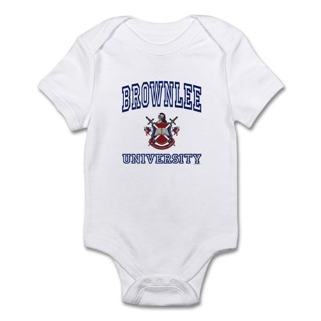BROWNLEE University Infant Bodysuit