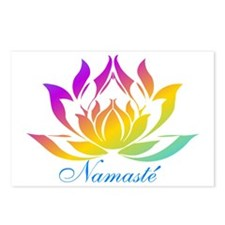 Namaste.gif Postcards (Package of 8)