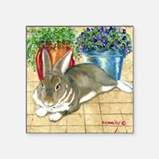 "jennasbun11_5x200dpi Square Sticker 3"" x 3"""