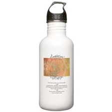 back cover Water Bottle