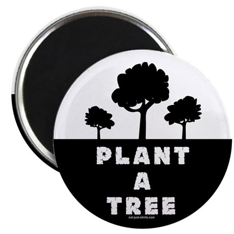 Plant Tree Magnet
