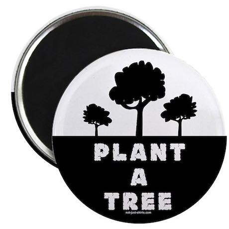 "Plant Tree 2.25"" Magnet (100 pack)"