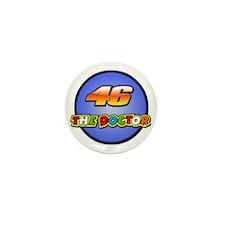 Valentino Rossi Mini Button