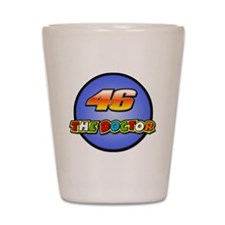 Valentino Rossi Shot Glass