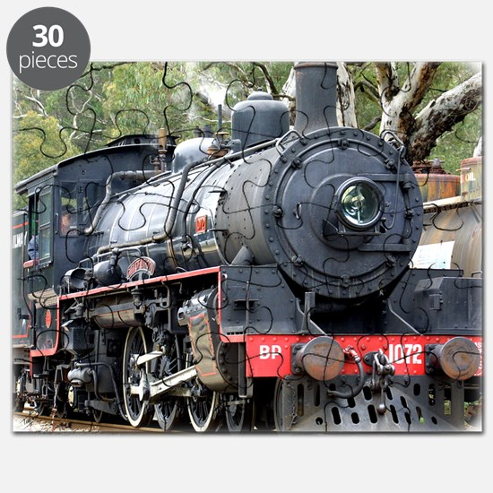 Zig Zag Railway Steam Locomotive 9J54D-01 Puzzle