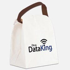 DataKing Canvas Lunch Bag