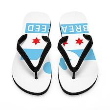 reverse logo Flip Flops