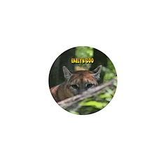 Cougar Mini Button (100 pack)