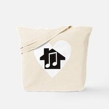 House02w Tote Bag