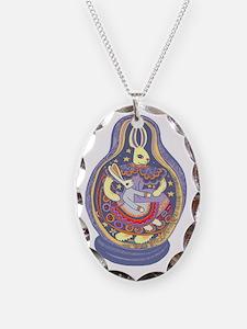 Bunny Babooshka Necklace