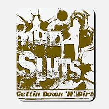Mud_Slut_Logo Mousepad
