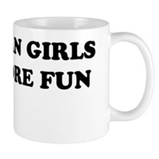Jamaican Girls Mug