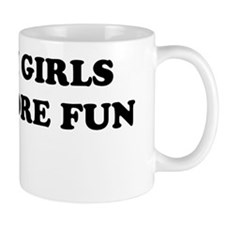 Polish Girls Small Mug