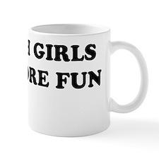 Spanish Girls Mug