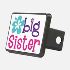 big sister hibiscus Hitch Cover