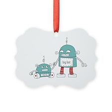 Robot Baby Ornament