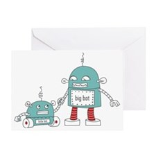 Robot Baby Greeting Card