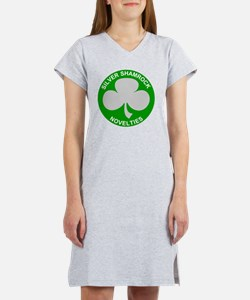 Silver-Shamrock-Novelties-No-Bo Women's Nightshirt