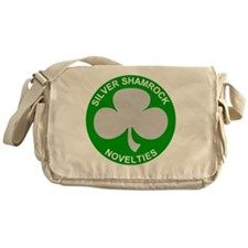 Silver-Shamrock-Novelties-No-Border Messenger Bag