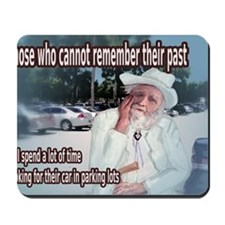 those who cannot remember02 Mousepad