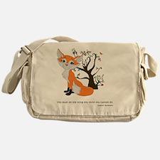 foxtrottshirtLG Messenger Bag