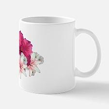 Hibiscus Arrangement 3 Mug