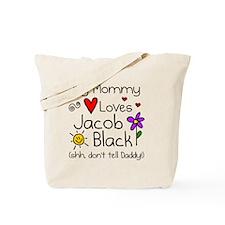 Shh Daddy Jacob Tote Bag