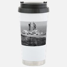 decatur ddg note cards Stainless Steel Travel Mug