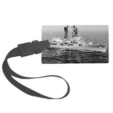 decatur ddg note cards Luggage Tag