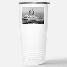 decatur ddg sticker Stainless Steel Travel Mug