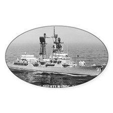 decatur ddg sticker Decal