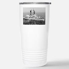 decatur ddg postcard Stainless Steel Travel Mug