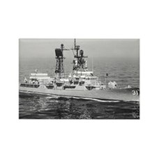 decatur ddg postcard Rectangle Magnet