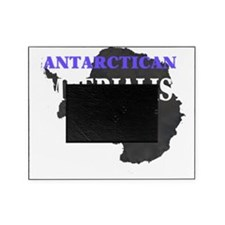 Antartican Imperialist Picture Frame