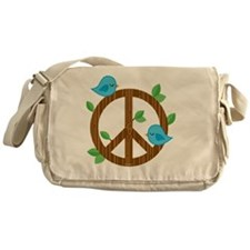 Pillow_BluebirdsOfPeace-01 Messenger Bag