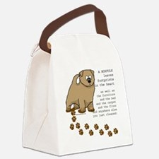footprints-norfolk copy.gif Canvas Lunch Bag