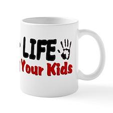 Stop Killing Your Kids Mug