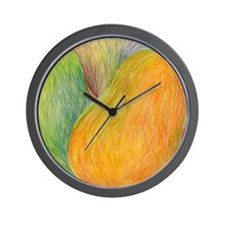 GrowPear Wall Clock