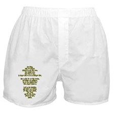 phils prayer Boxer Shorts