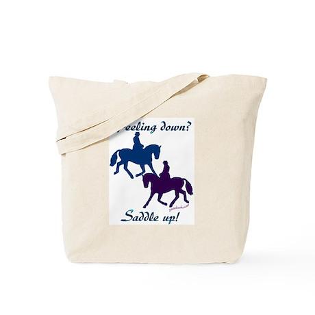 Saddle Up! Tote Bag