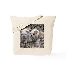 molly n boy Tote Bag