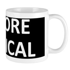 BeMoreSkeptical Small Mug