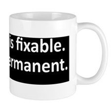 IgnoranceIsFixable Coffee Mug