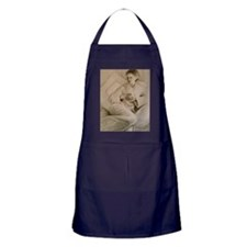 Morning Coffee Apron (dark)