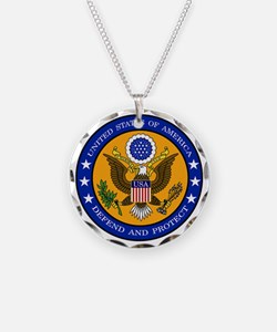 Defend And Protect 3 Necklace