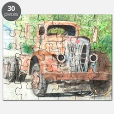 truck softened 2 Puzzle