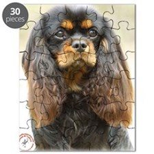 Cavalier King Charles Spaniel 9F51D-03 Puzzle