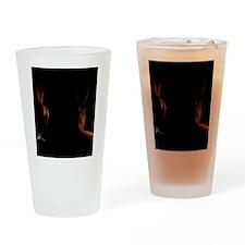 Beauty Flip Flops Drinking Glass