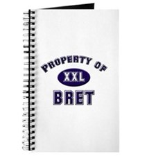 Property of bret Journal