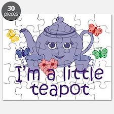 Little Teapot Puzzle